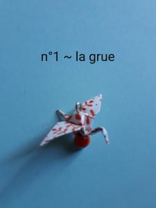 n°1 - la grue