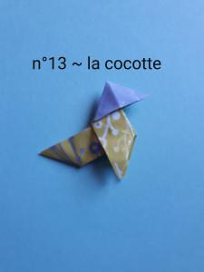 n°13 - la cocotte