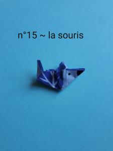 n°15 - la souris