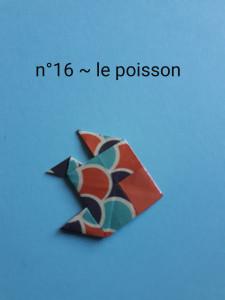 n°16 - le poisson