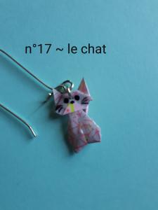n°17 - le chat