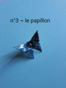 n°3 - le papillon