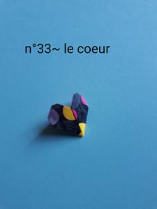 n°33 - le coeur