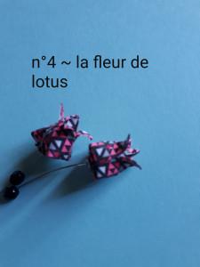 n°4 - la fleur de lotus