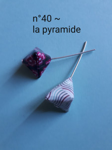 n°40 - la pyramide