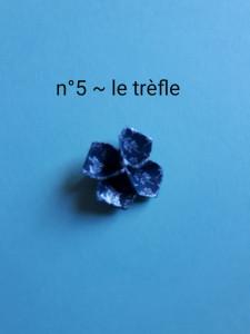 n°5 - le trèfle