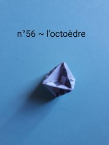 n°56 - l'octoèdre