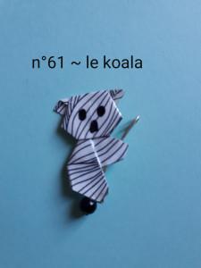 n°61 - le koala
