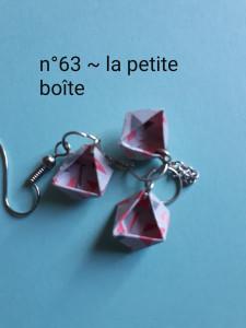 n°63 - la petite boite